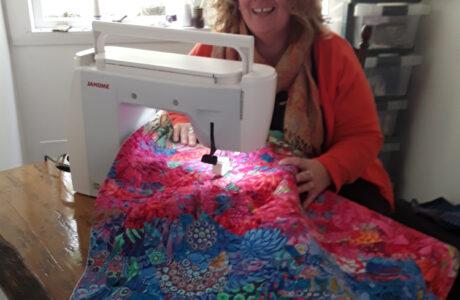 Kerry Collins: Bent Tree textiles